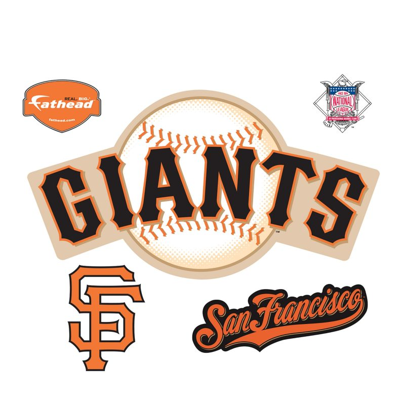 10 Top Images Of Sf Giants Logo FULL HD 1920×1080 For PC Desktop 2020 free download san francisco giants logo wall decal shop fathead for san 800x800
