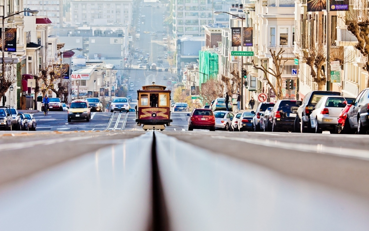 san francisco streets wallpapers | san francisco streets stock photos