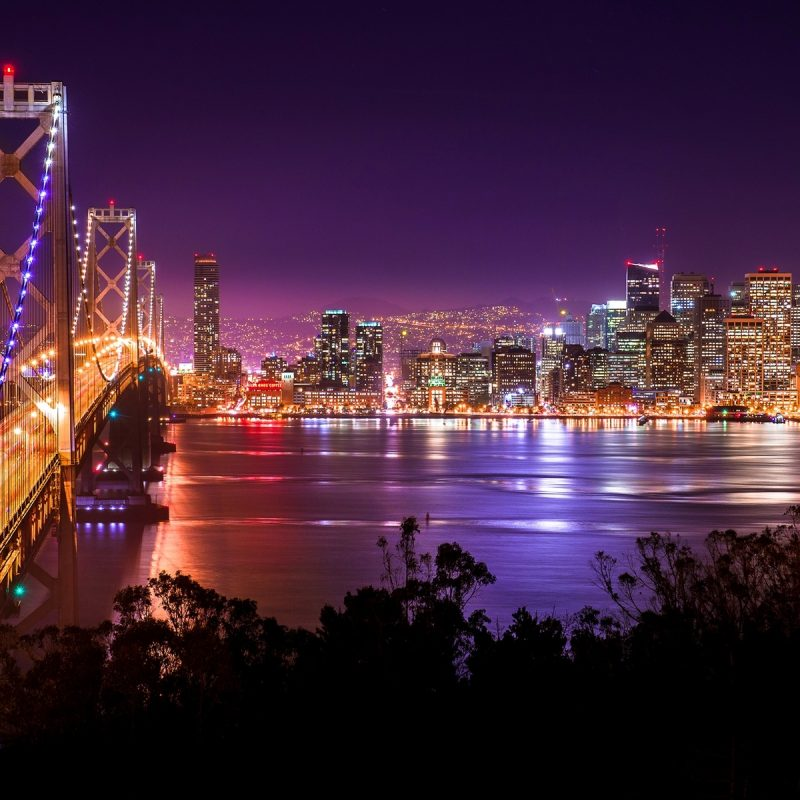 10 Latest San Francisco At Night Wallpaper FULL HD 1080p For PC Desktop 2018 free download san francisco wallpaper 1 1 800x800