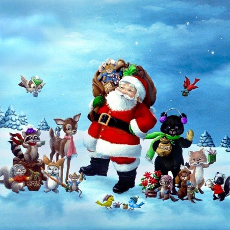 10 Top 3D Christmas Wallpaper Backgrounds FULL HD 1080p For PC Desktop 2020 free download santa christmas background 3d wallpaper desktop hd wallpaper 1 800x800