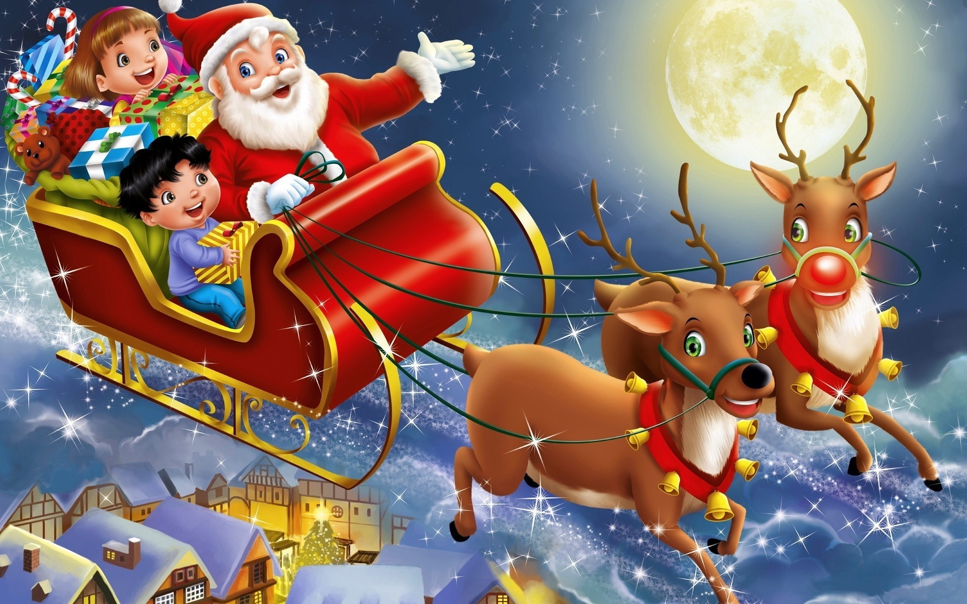 santa claus wallpaper 31559 1920x1200 px ~ hdwallsource