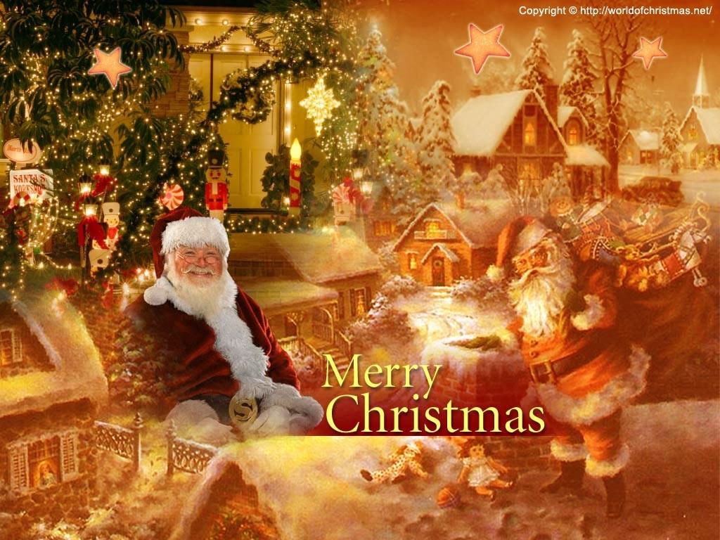 santa claus wallpaper - free santa claus wallpaper, fre santa claus