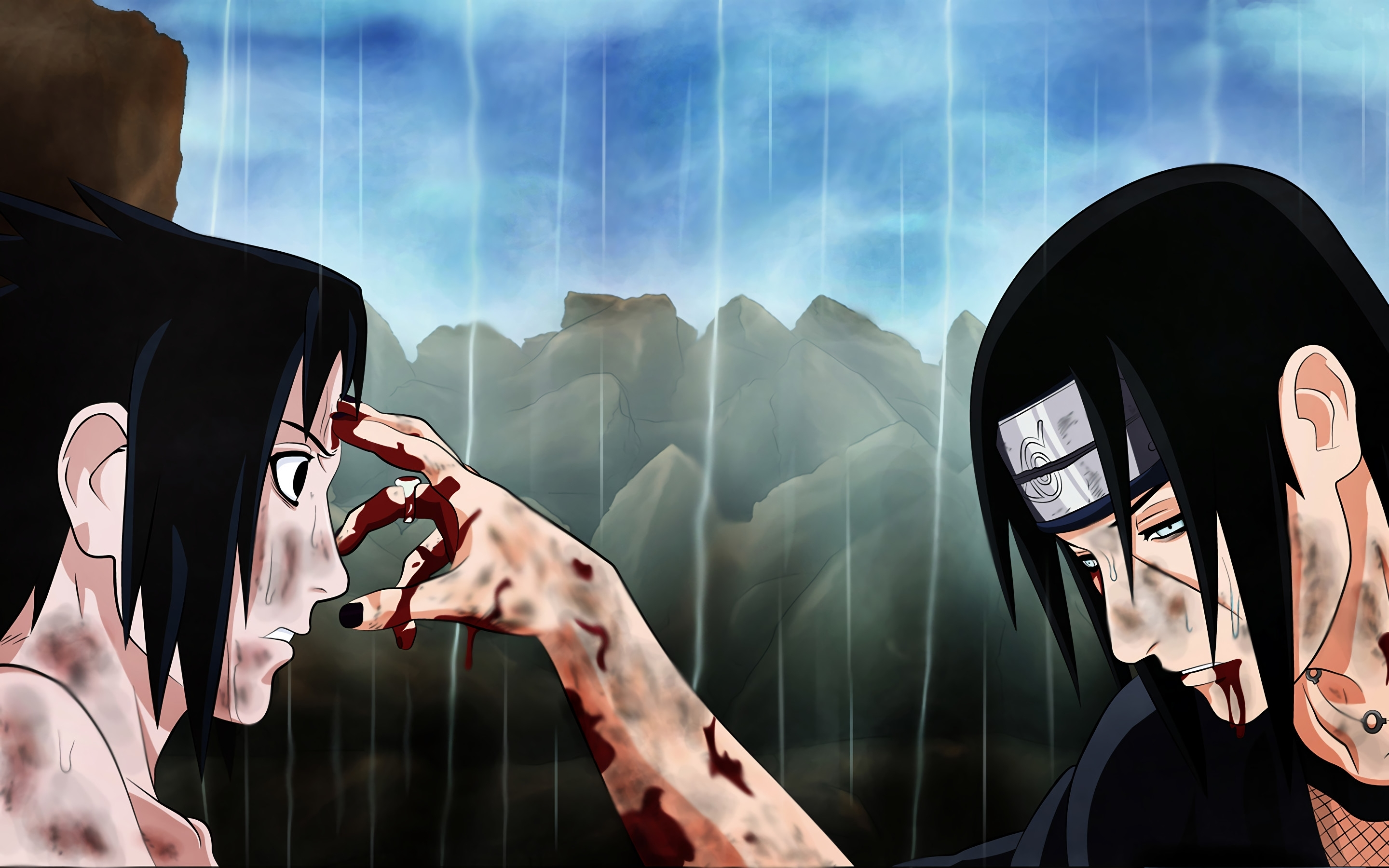 sasuke and itachi wallpaper hd (62+ images)