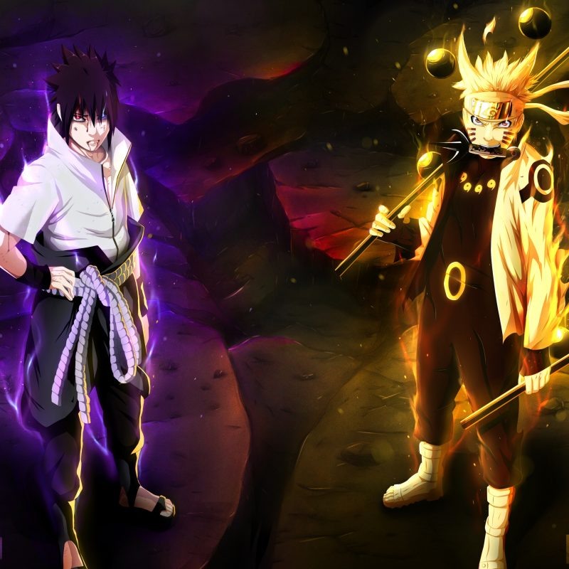 10 Most Popular Naruto And Sasuke Wallpaper FULL HD 1920×1080 For PC Background 2021 free download sasuke and naruto full hd wallpaper and background image 3620x2594 800x800
