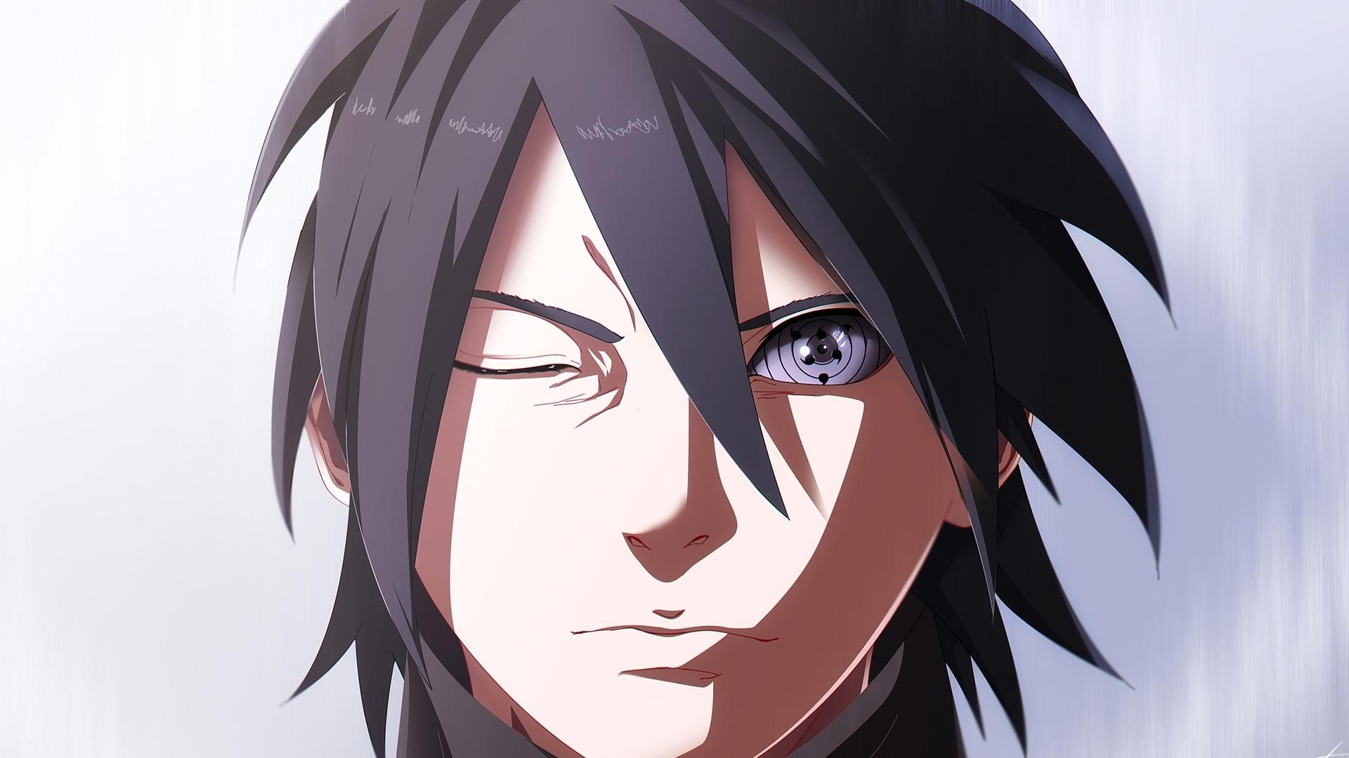 sasuke uchiha rinnegan eyes wallpaper #36427