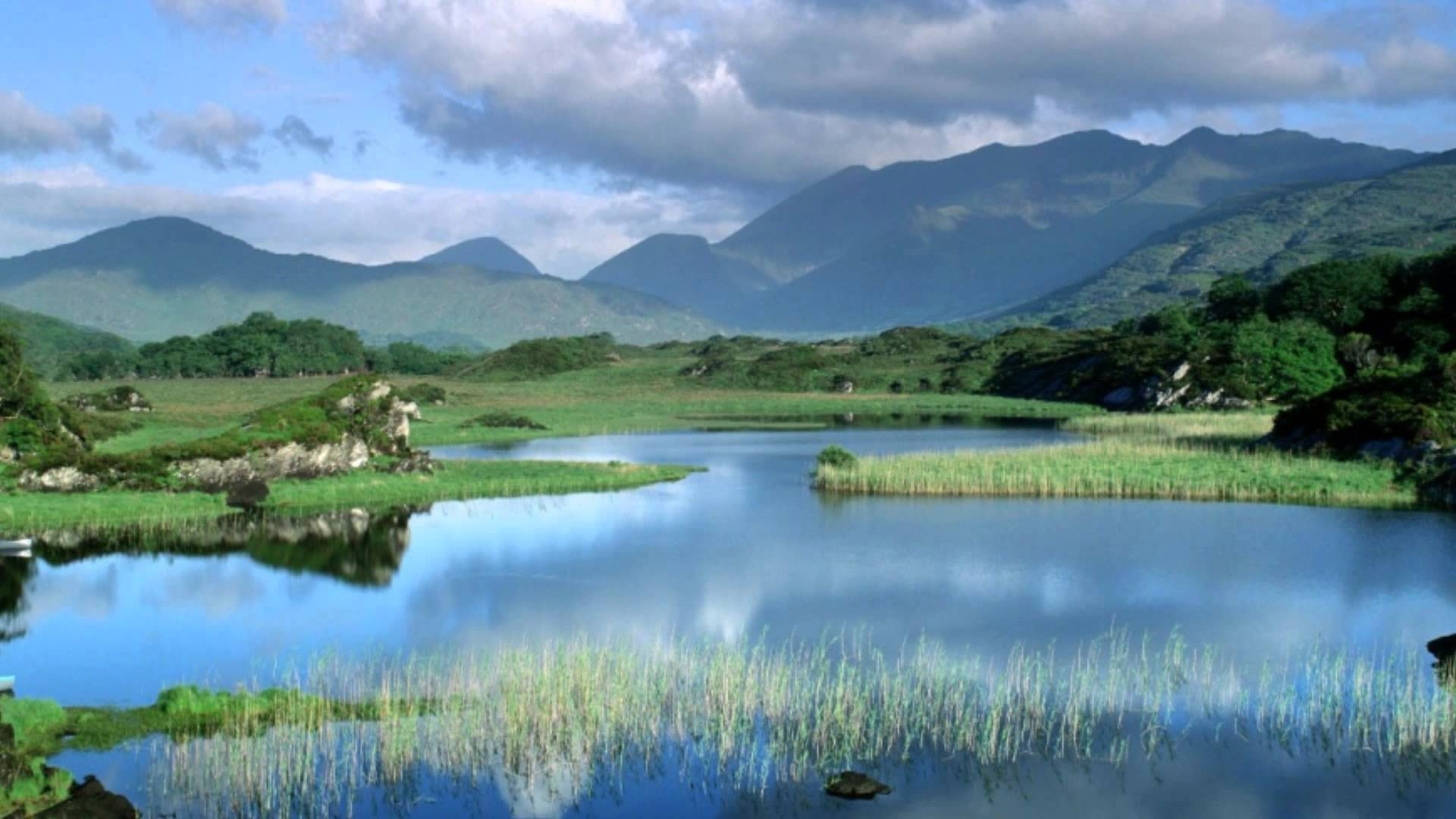 scenery of ireland - youtube