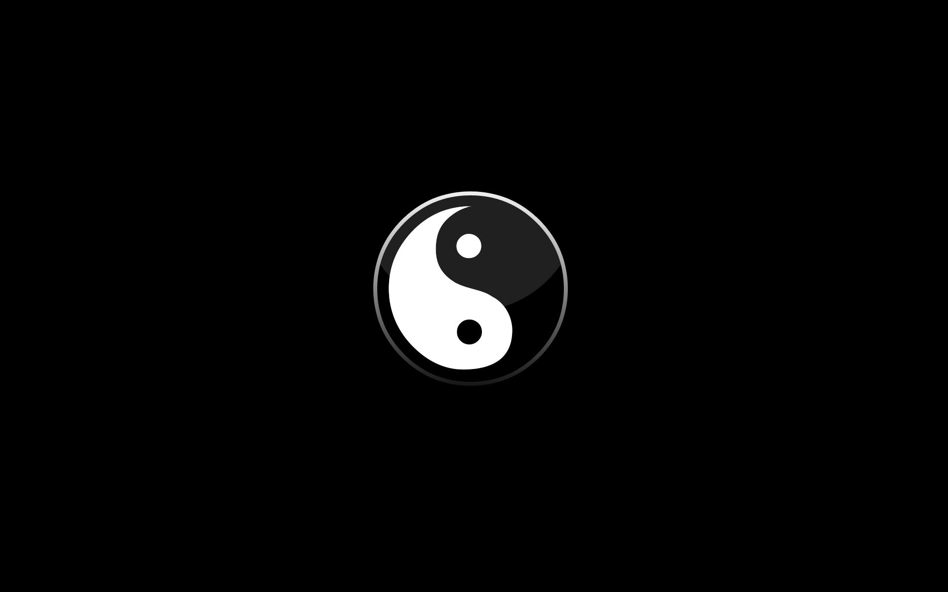 scenery wallpaper: wallpaper yin yang