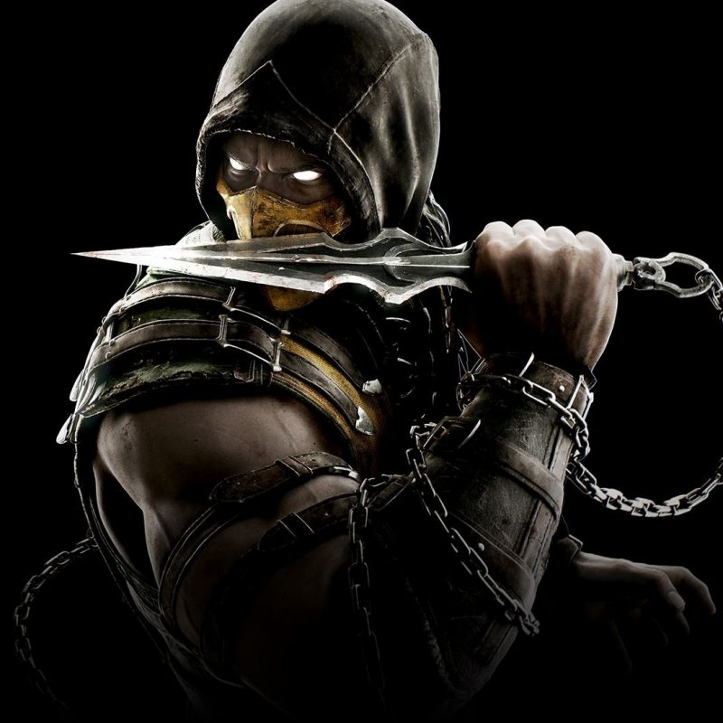 10 Best Scorpion Mortal Kombat Wallpapers FULL HD 1080p For PC Desktop 2018 free download scorpion mortal kombat hd games 4k wallpapers images backgrounds 800x800