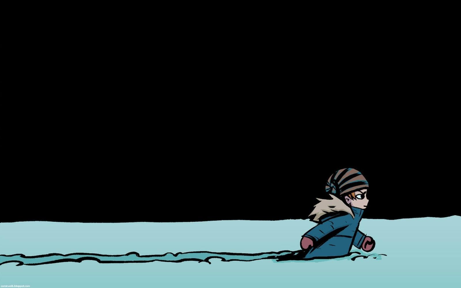 scott pilgrim (comic wallpaper)