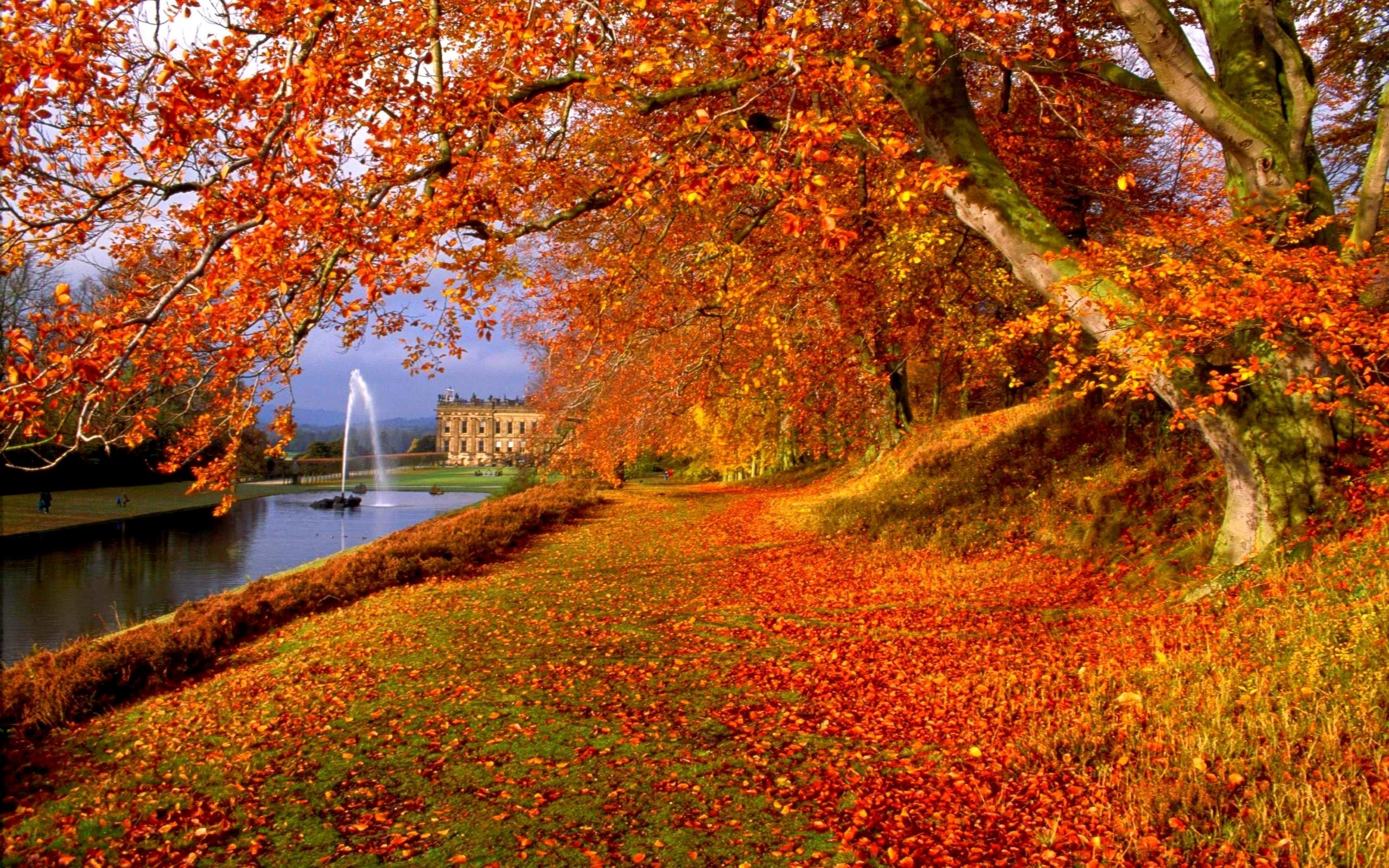 screensavers and wallpaper autumn scene (53+ images)