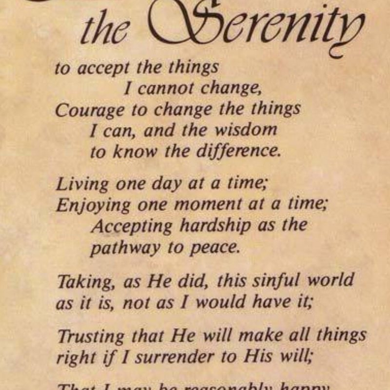 10 Most Popular Prayer Of Serenity Images FULL HD 1080p For PC Desktop 2020 free download serenity inspirational quotes pinterest serenity 800x800