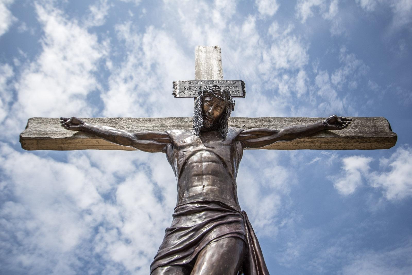 seven last words of jesus christ from the cross - crossroads initiative