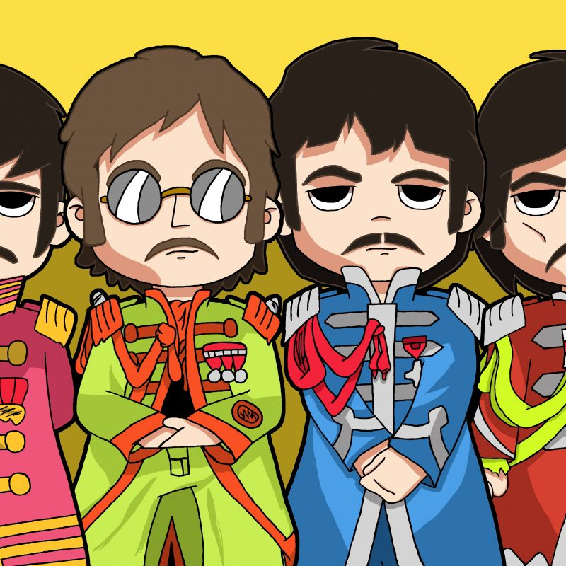 10 Top Sgt Pepper's Lonely Hearts Club Band Wallpaper FULL HD 1920×1080 For PC Background 2021 free download sgt pepper wallpapers wallpaper cave 800x800