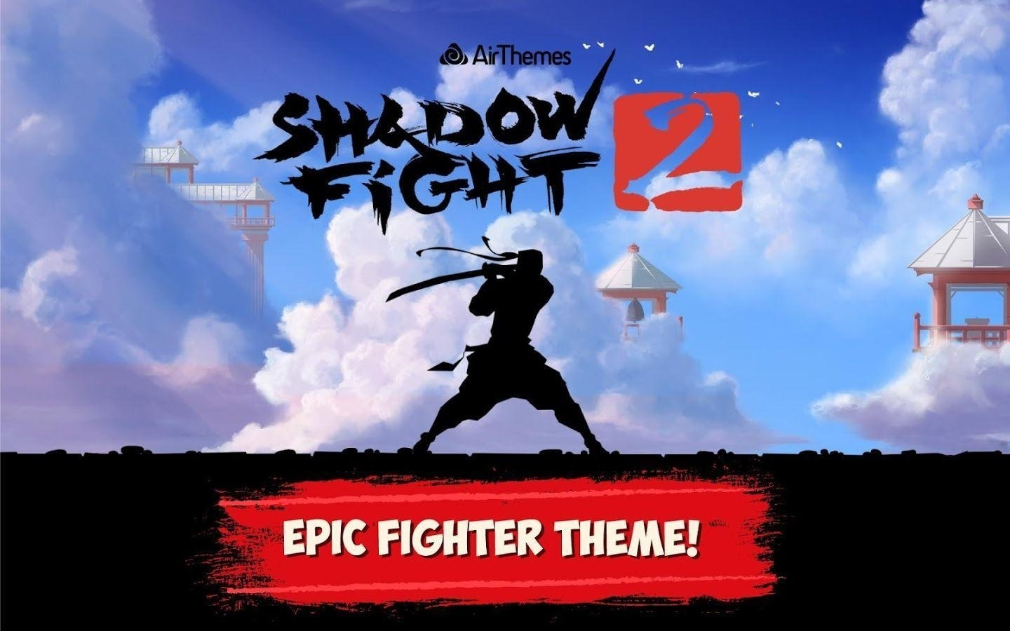 shadow fight 2 wallpapers - wallpaper cave