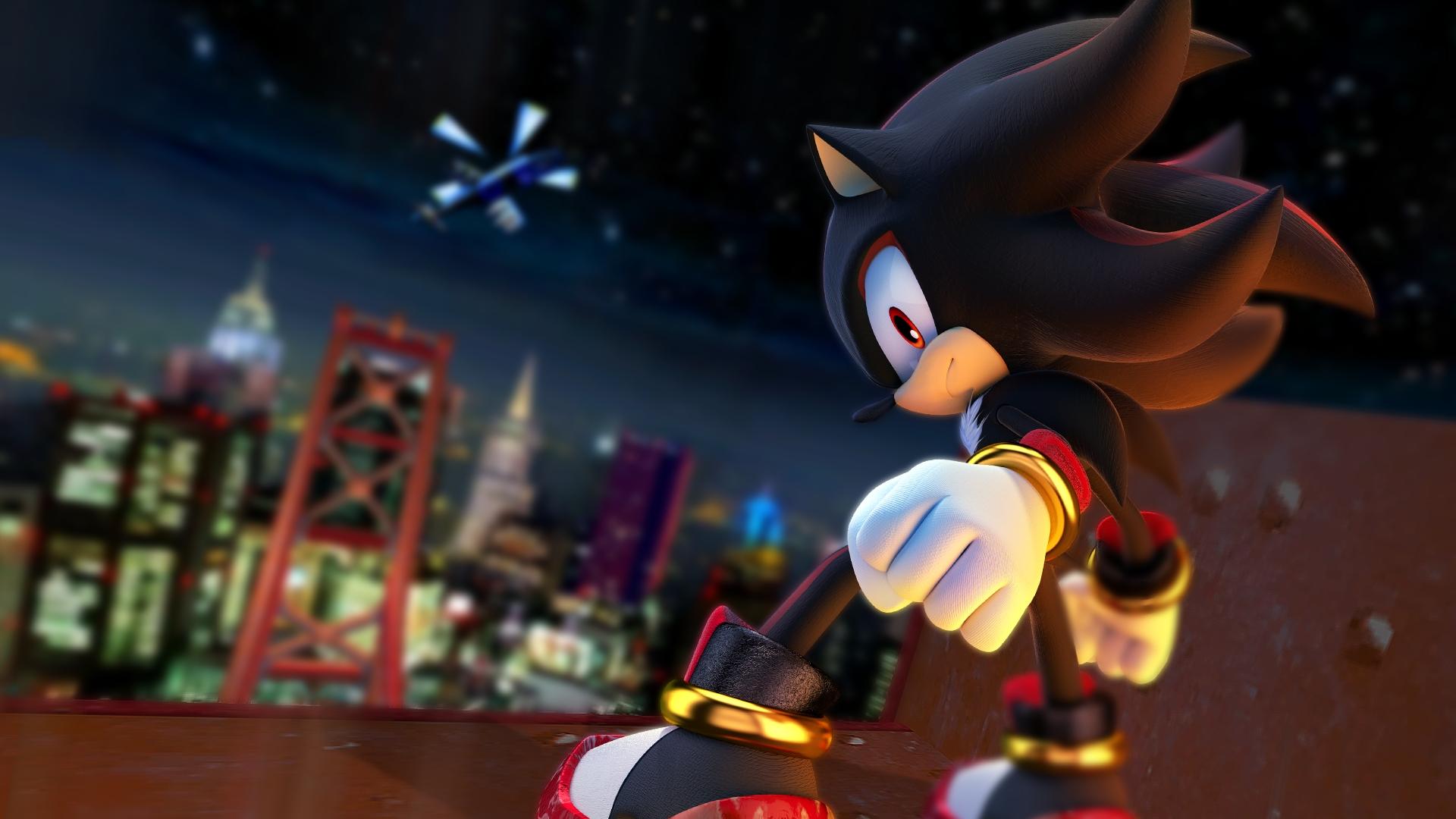shadow-the-hedgehog full hd fond d'écran and arrière-plan