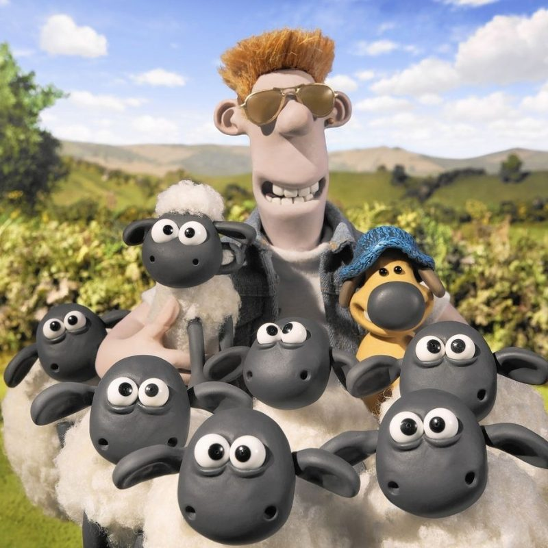 10 New Shaun The Sheep Images FULL HD 1920×1080 For PC Desktop 2018 free download shaun the sheep absurdly amusing for all ages 800x800