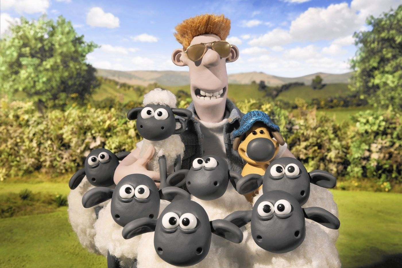 shaun the sheep' absurdly amusing for all ages