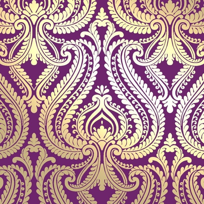 10 Most Popular Purple And Gold Wallpaper FULL HD 1080p For PC Desktop 2020 free download shimmer damask metallic wallpaper purple gold ilw980013 from 800x800