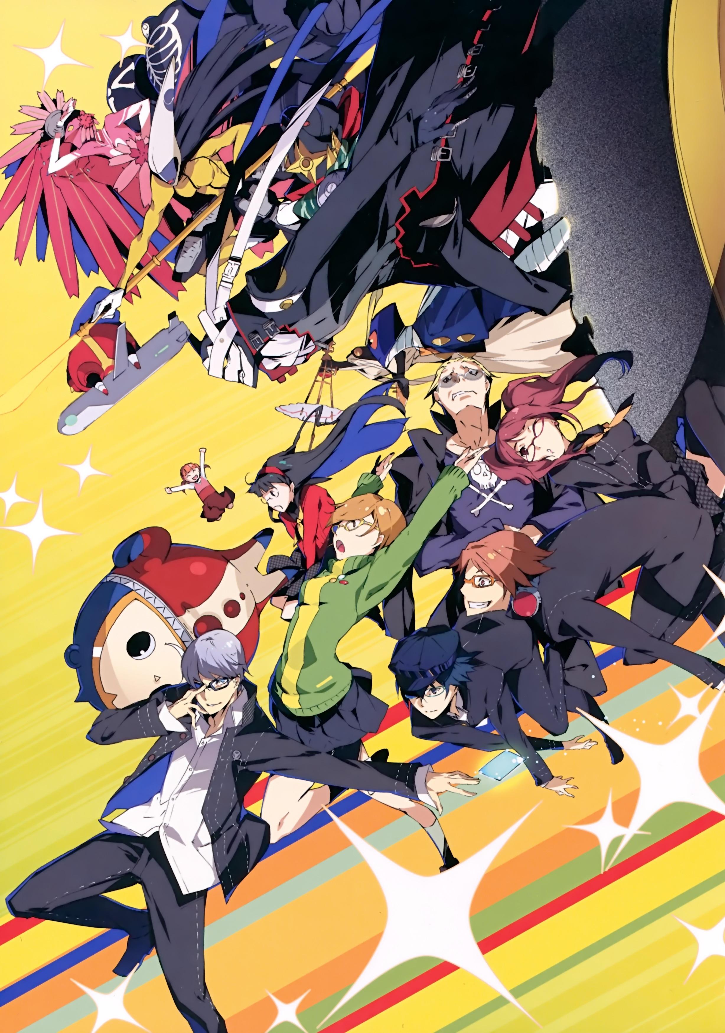 shin megami tensei: persona 4 mobile wallpaper #1411611 - zerochan