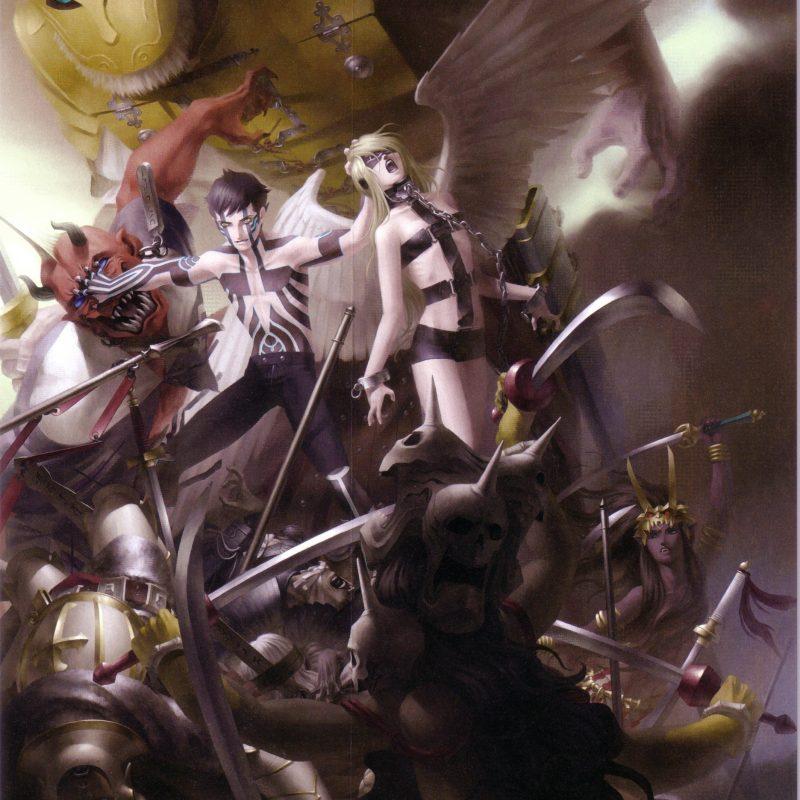 10 Top Shin Megami Tensei Nocturne Wallpaper 1920X1080 FULL HD 1080p For PC Background 2021 free download shin megami tensei shin megami tensei iii shin megami tensei 1 800x800