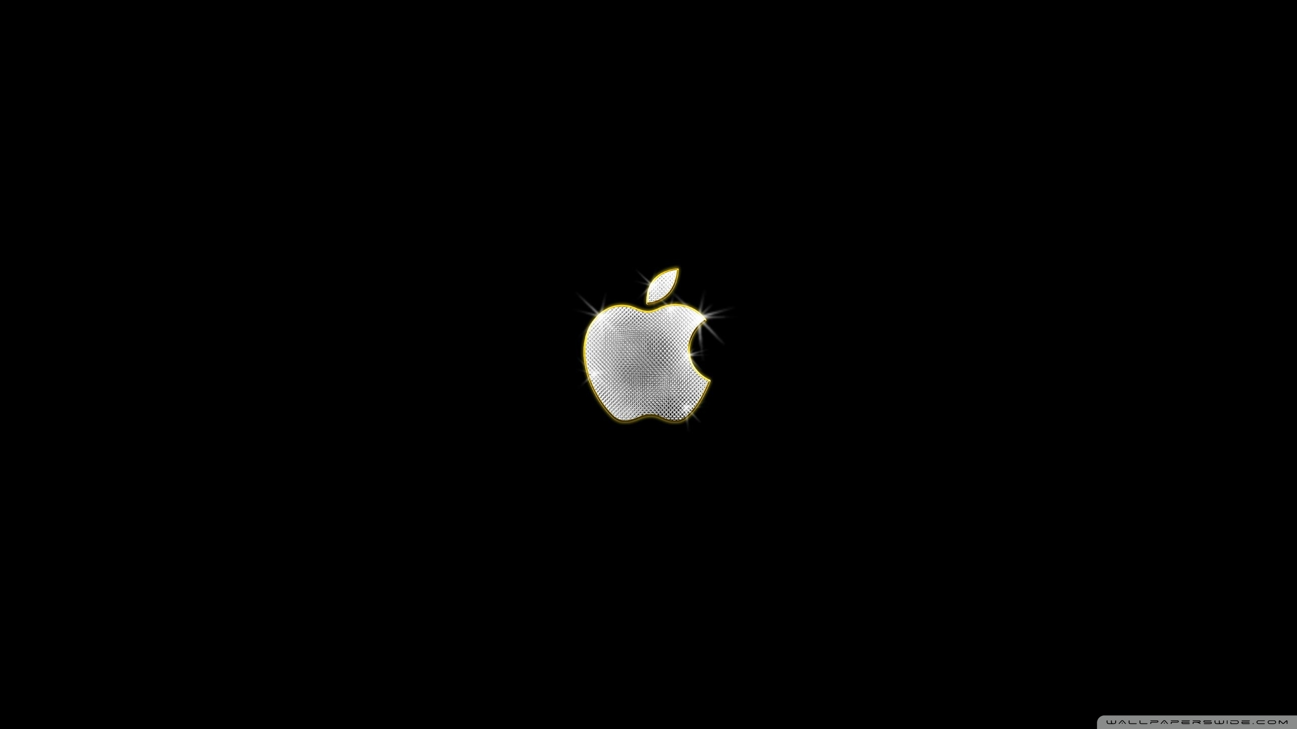 shiny apple logo ❤ 4k hd desktop wallpaper for 4k ultra hd tv