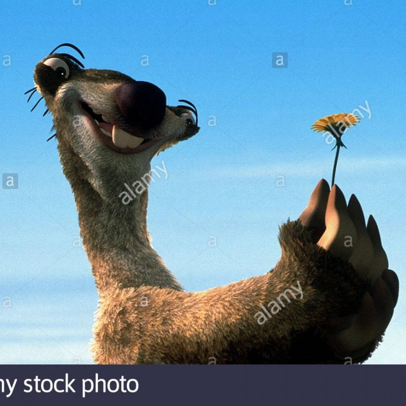 10 Top Images Of Sid The Sloth FULL HD 1080p For PC Background 2021 free download sid the sloth stock photos sid the sloth stock images alamy 800x800