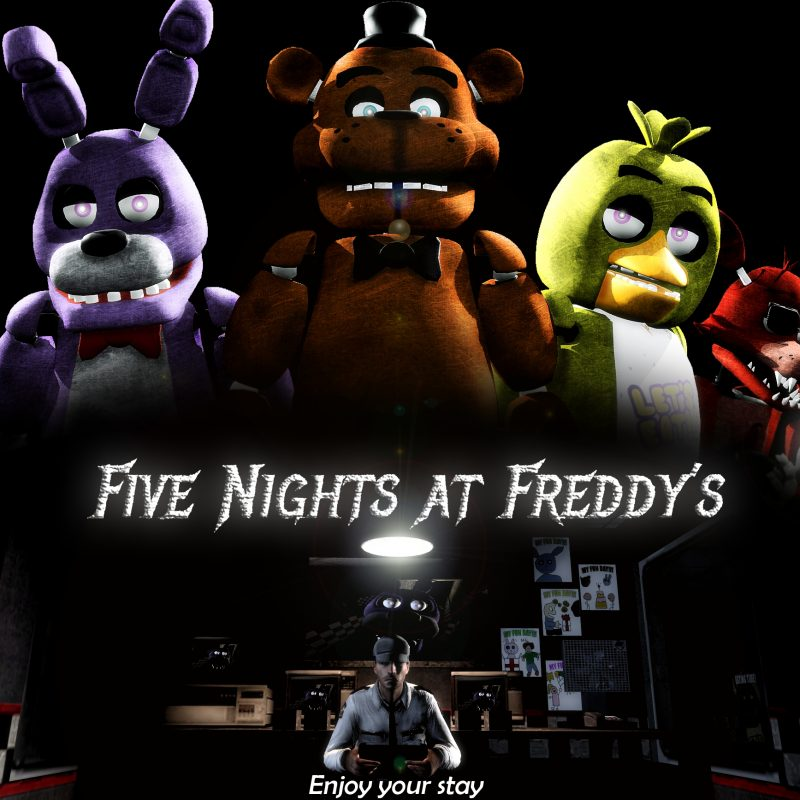 10 Most Popular Five Nights At Freddy's Backgrounds FULL HD 1920×1080 For PC Desktop 2018 free download sieluvzsoul images five nights at freddys hd wallpaper and 800x800