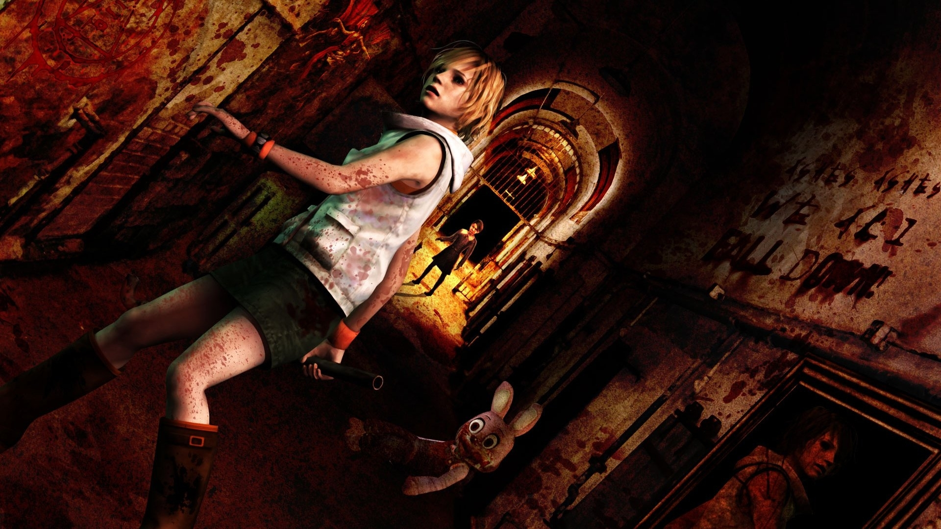 silent hill 3 full hd wallpaper and background image | 1920x1080
