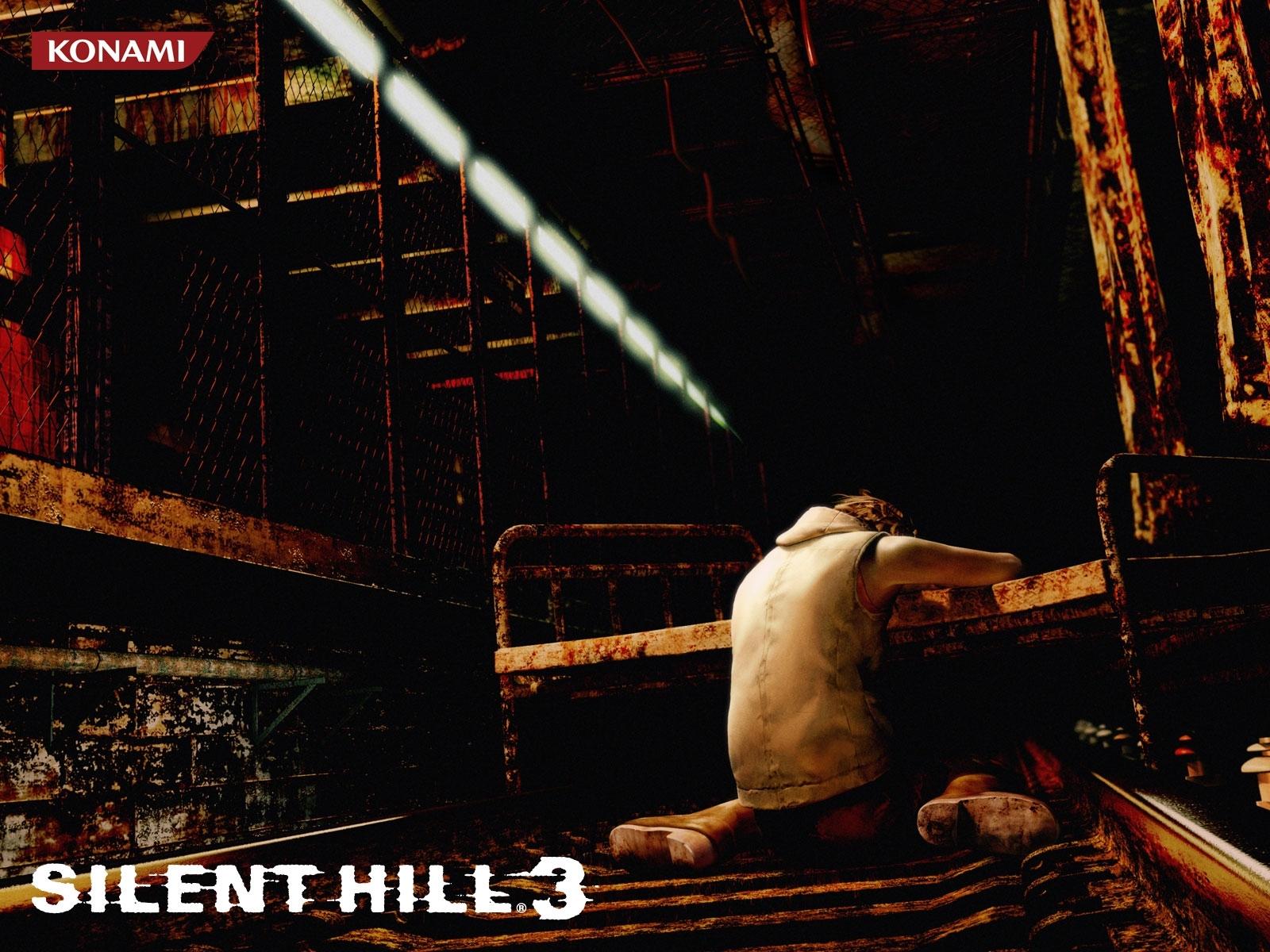 silent hill 3 wallpapers - silent hill memories