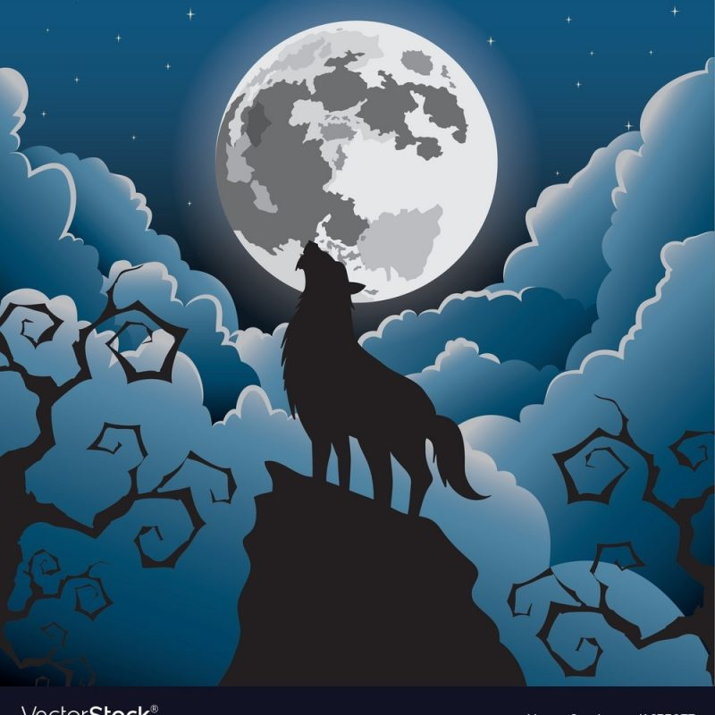10 Best Wolf Howling At The Moon Picture FULL HD 1080p For PC Background 2020 free download silhouette wolf howling at the moon royalty free vector 800x800