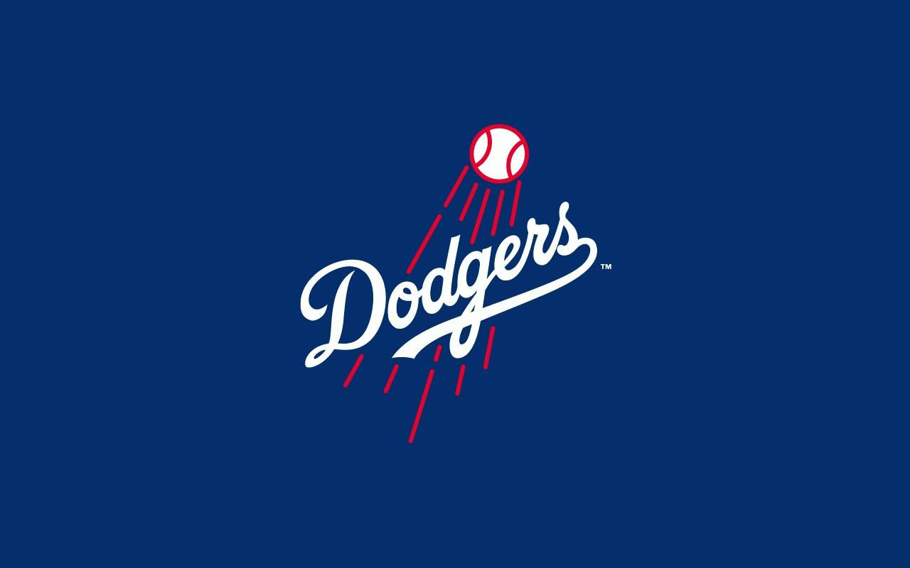 simple dodgers wallpaper (bonus los angeles rams wallpapers in