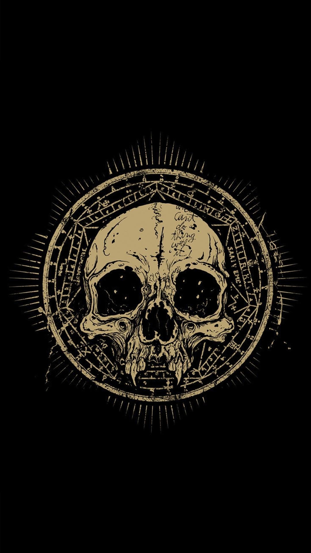 skull android wallpaper group (47+)