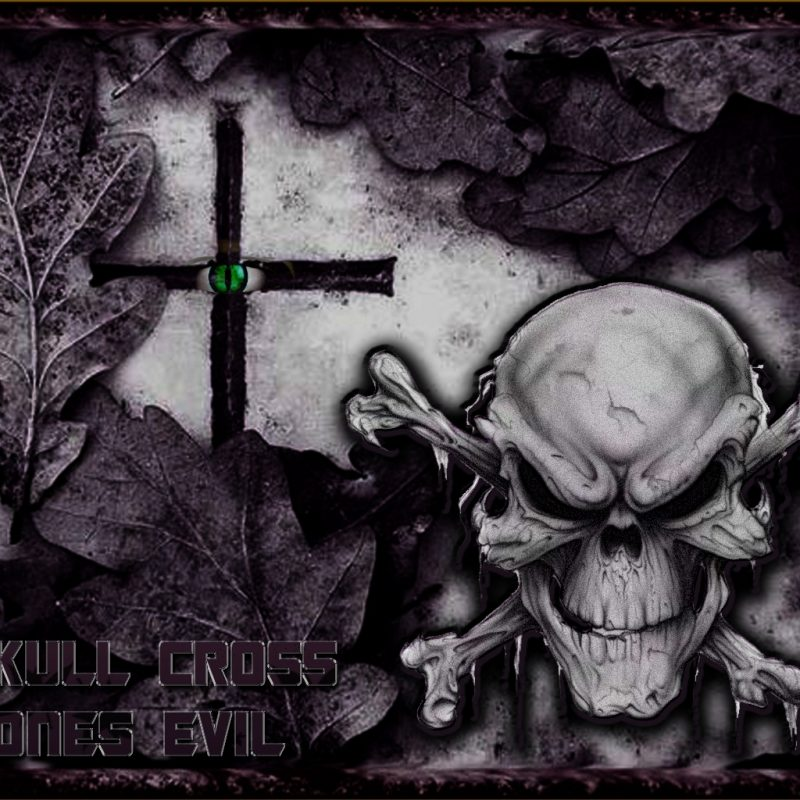 10 Most Popular Skulls And Crosses Wallpaper FULL HD 1920×1080 For PC Background 2018 free download skull cross bones evil posteryashmeet135 on deviantart 800x800