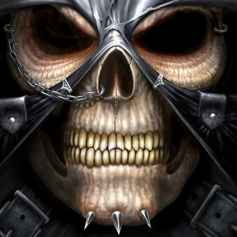 10 Top Cool 3D Skull Wallpapers FULL HD 1920×1080 For PC Desktop 2020 free download skull images 24 800x800