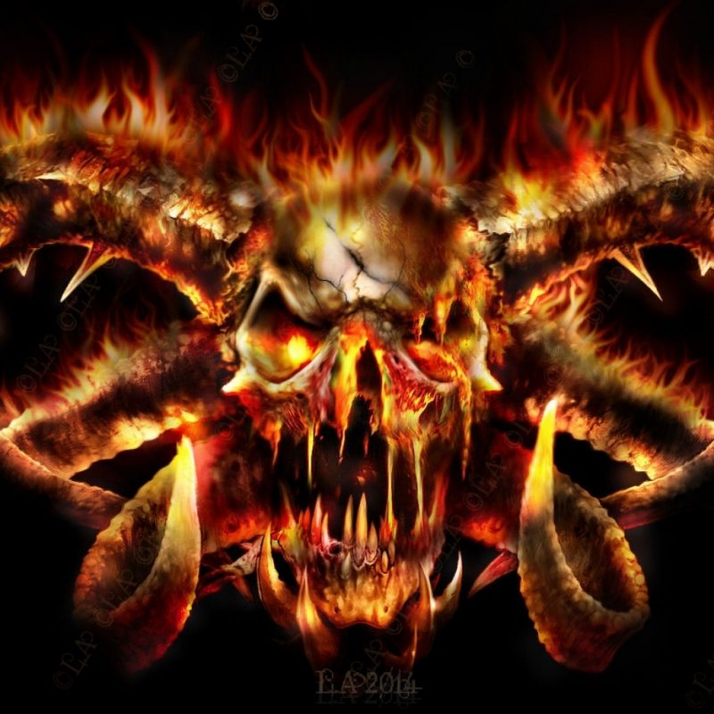 10 Latest Skull On Fire Wallpapers FULL HD 1080p For PC Background 2018 free download skull on fire fond decran and arriere plan 1280x1024 id504398 800x800