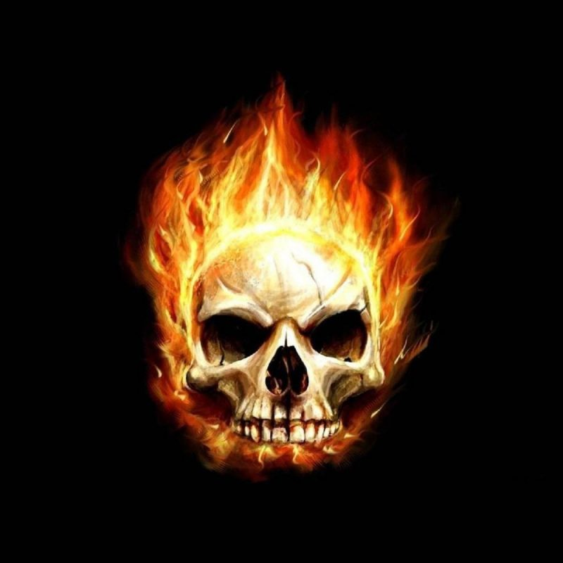 10 Latest Skull On Fire Wallpapers FULL HD 1080p For PC Background 2018 free download skull on fire wallpapers wallpaper cave 800x800
