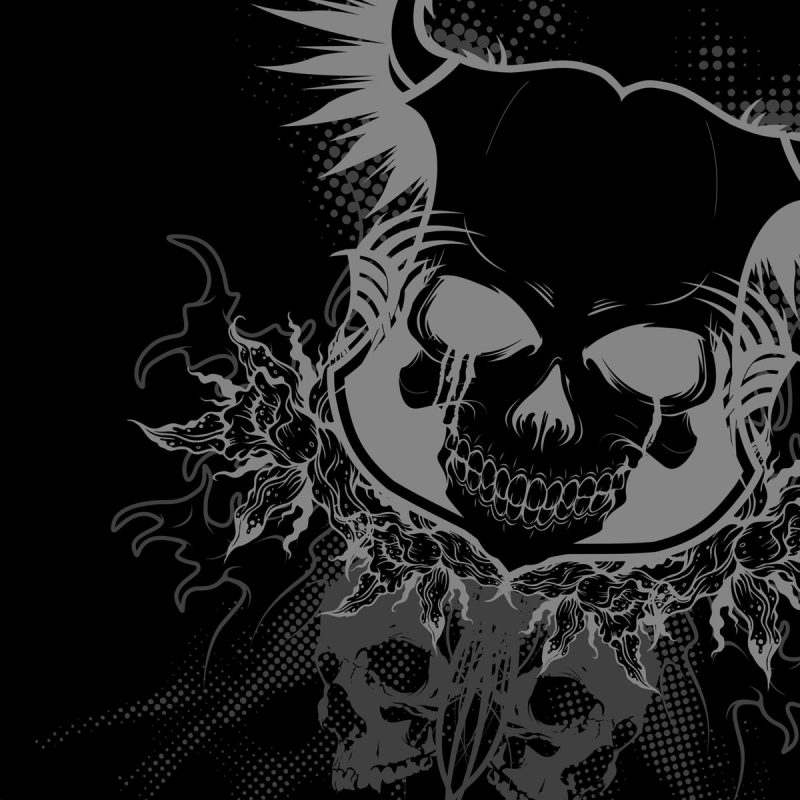 10 Best Skull Wallpaper For Android FULL HD 1080p For PC Background 2018 free download skull wallpaper android group 50 800x800