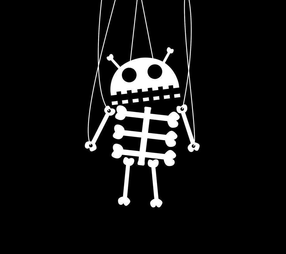 skull wallpapers android - wallpaper cave