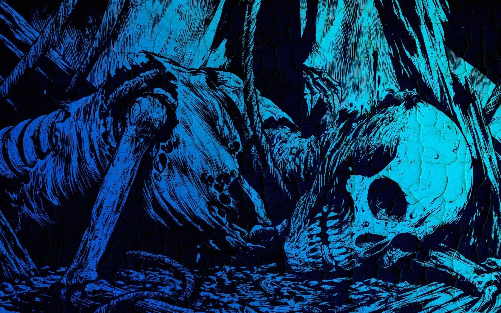 Title Skulls And Bones Wallpapers Wallpaper Cave Dimension 1680 X 1050 File Type JPG JPEG