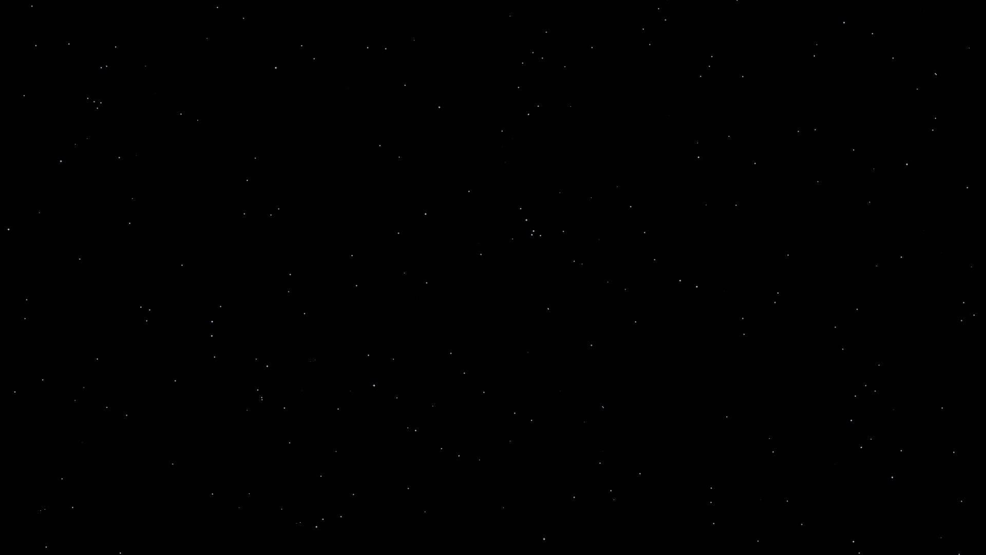 sky stars black background animation free footage hd - youtube
