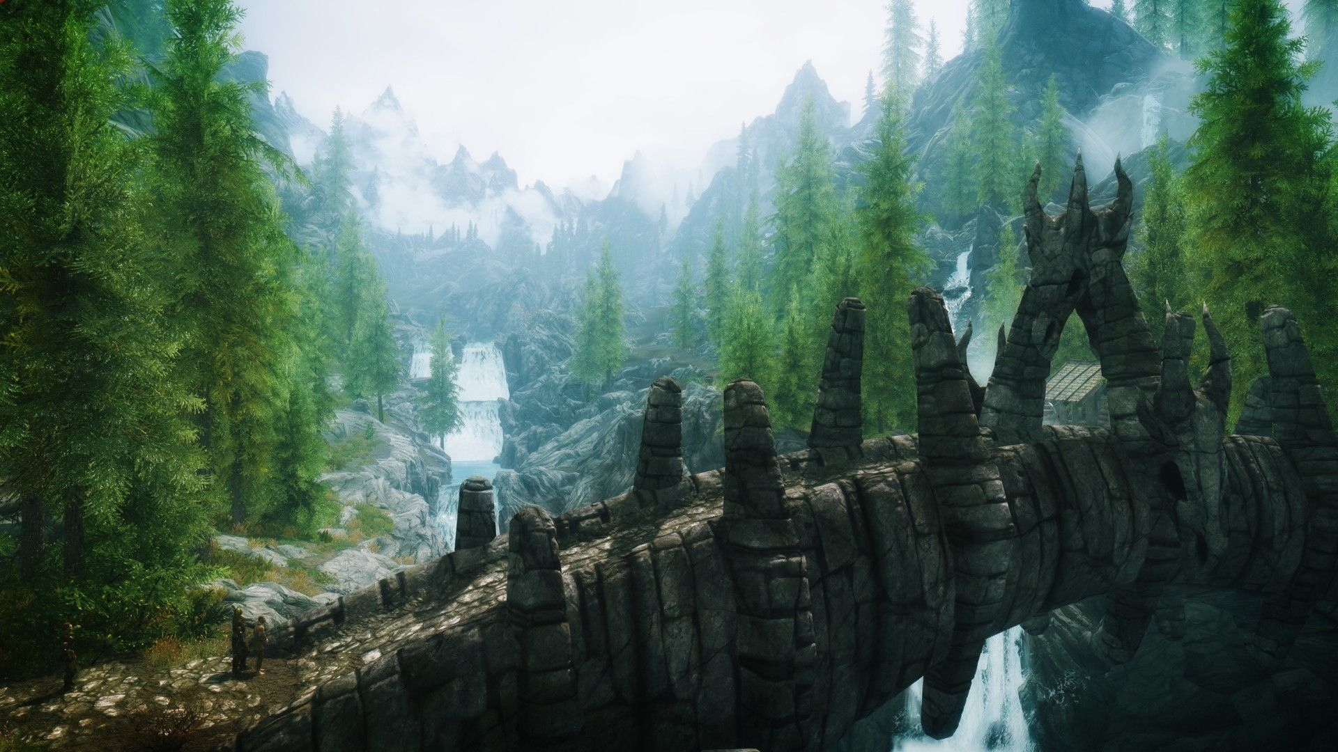 Title Skyrim Computer Backgrounds Group 1920x1080 Wallpapers 44 Dimension 1920 X 1080 File Type JPG JPEG