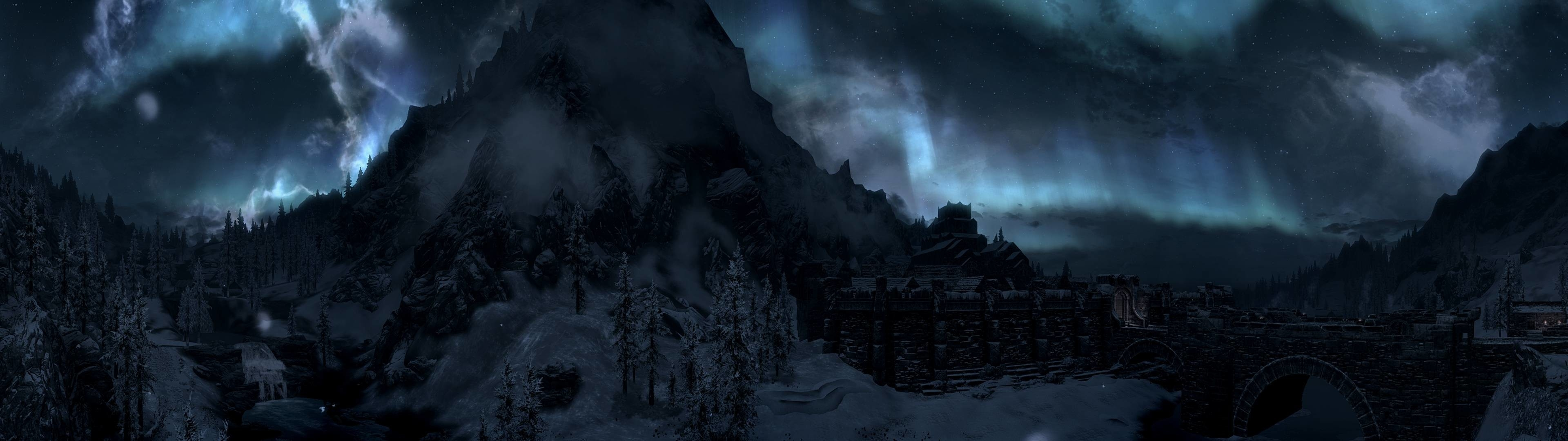 skyrim dual monitor wallpaper (39+ images)
