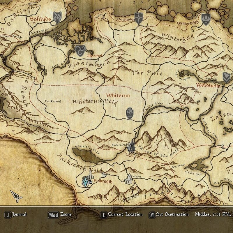 10 New Map Of Skyrim Wallpaper FULL HD 1920×1080 For PC Desktop 2018 free download skyrim map high resolution skyrim maps house decor pinterest 800x800
