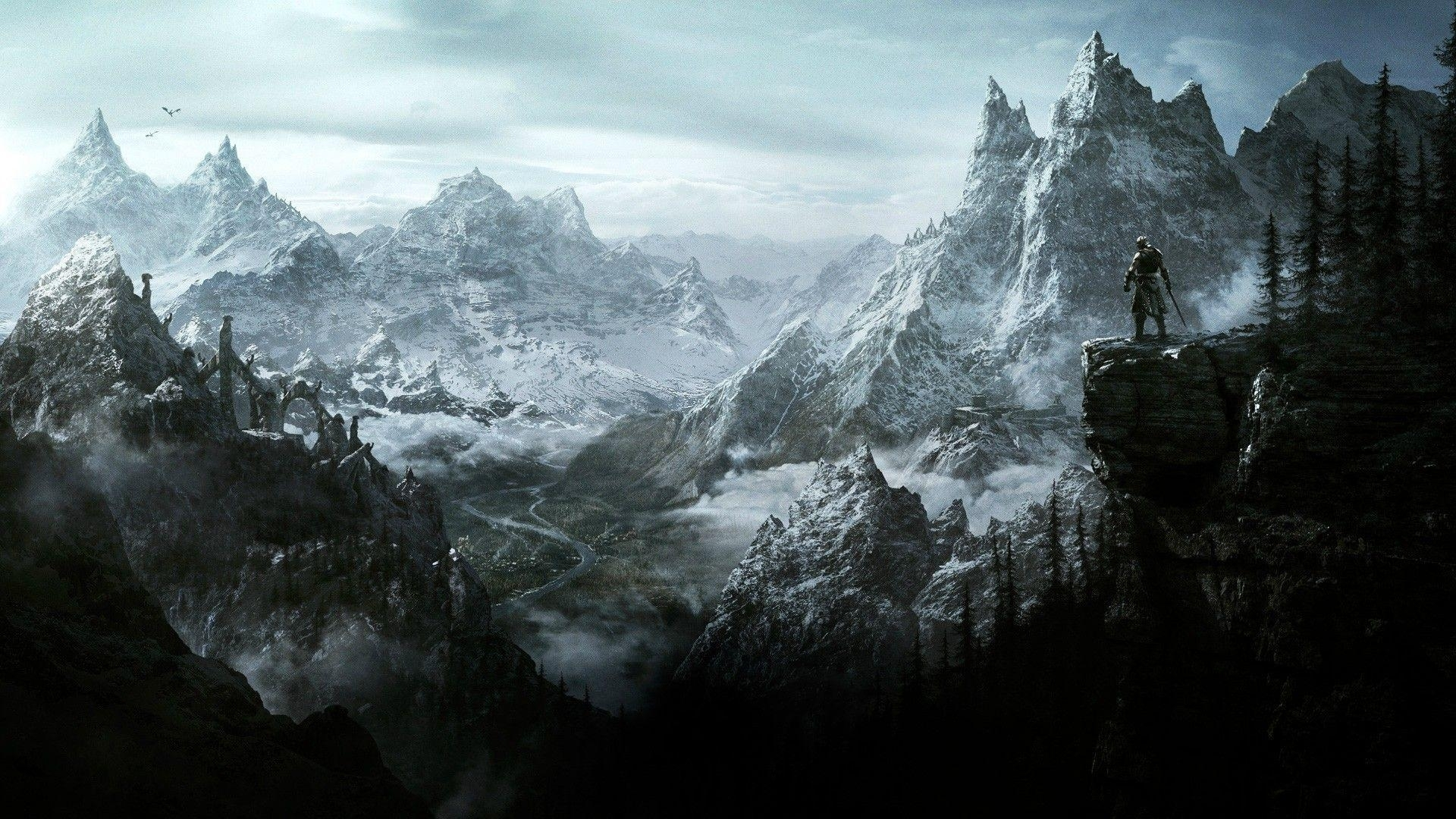 skyrim wallpapers 1920x1080 - wallpaper cave