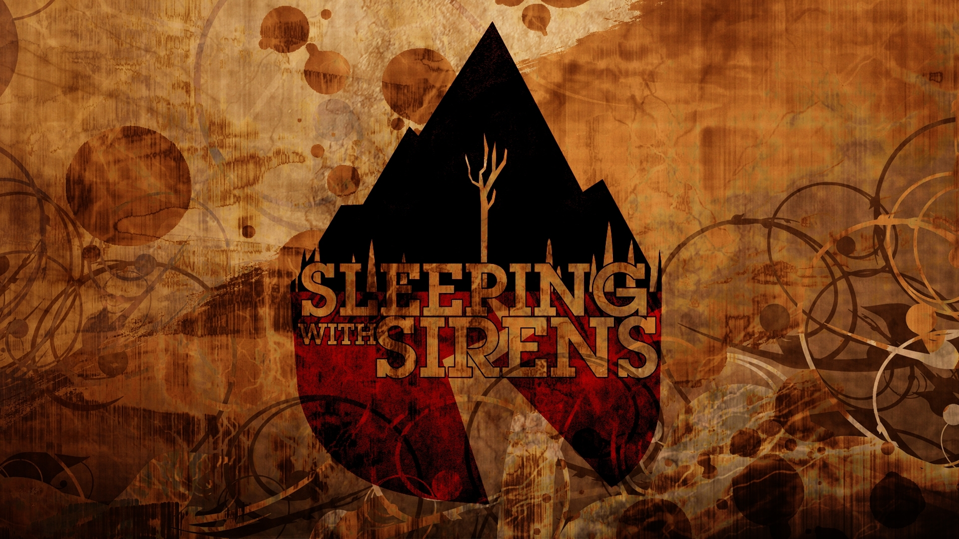sleeping with sirens full hd wallpaper and background image