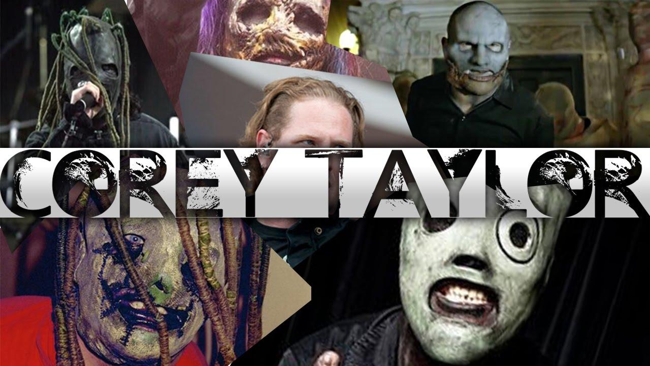 slipknot´s corey taylor mask evolution 1999-2016 (+albums) - youtube