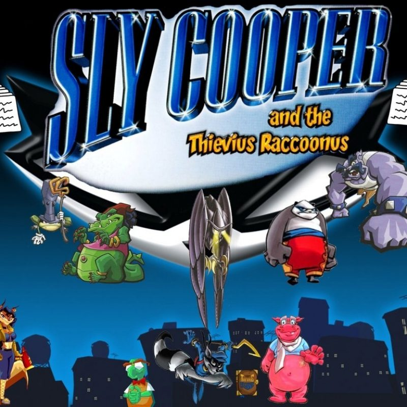 10 New Sly Cooper And The Thievius Raccoonus Wallpaper FULL HD 1080p For PC Background 2020 free download sly cooper and the thievius raccoonusmrmarioluigi1000 on deviantart 800x800