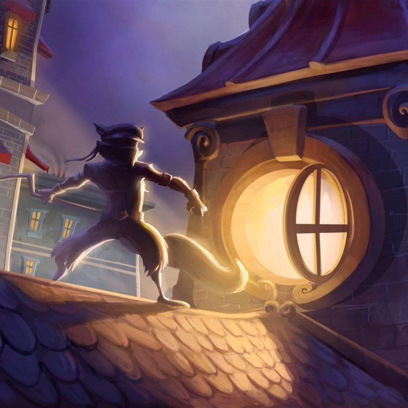 10 New Sly Cooper And The Thievius Raccoonus Wallpaper FULL HD 1080p For PC Background 2020 free download sly cooper thieves in time screens emerge just in time brutal gamer 800x800