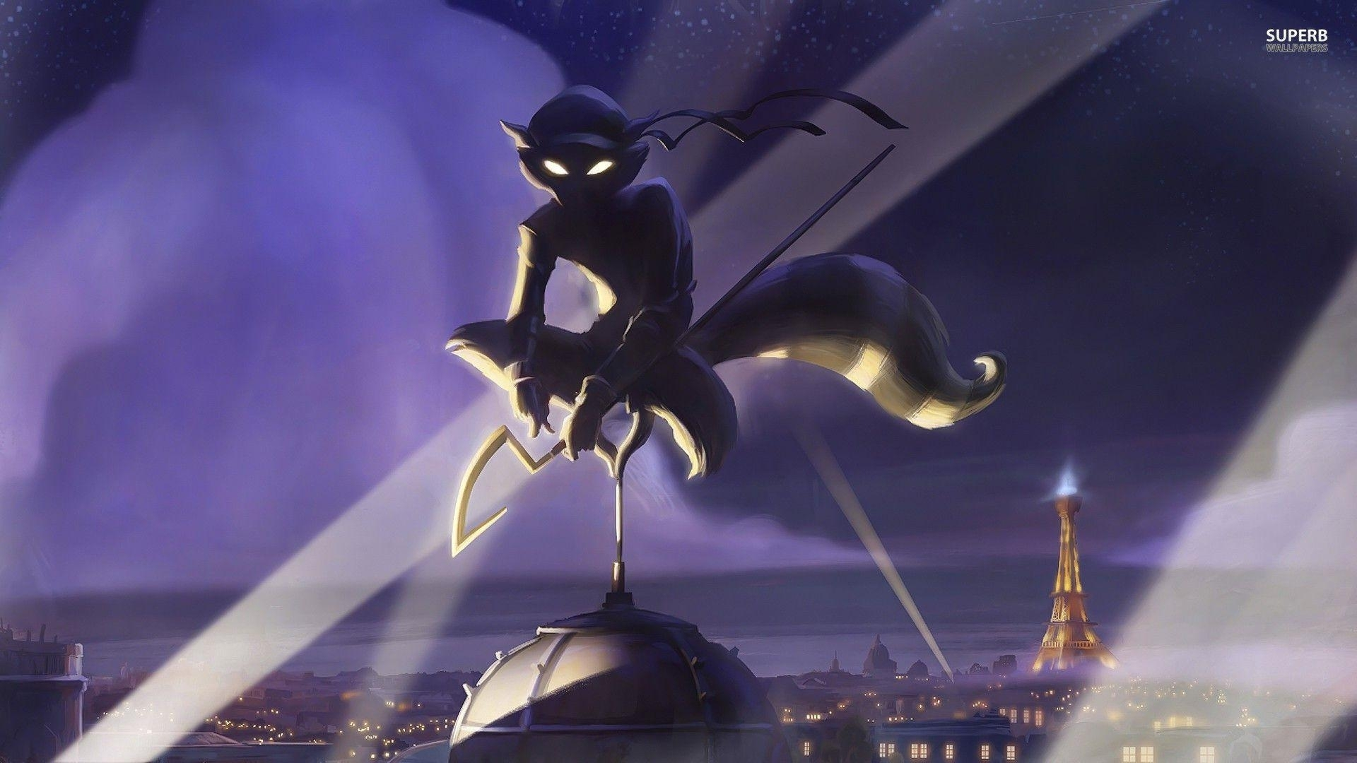 sly cooper wallpapers - wallpaper cave