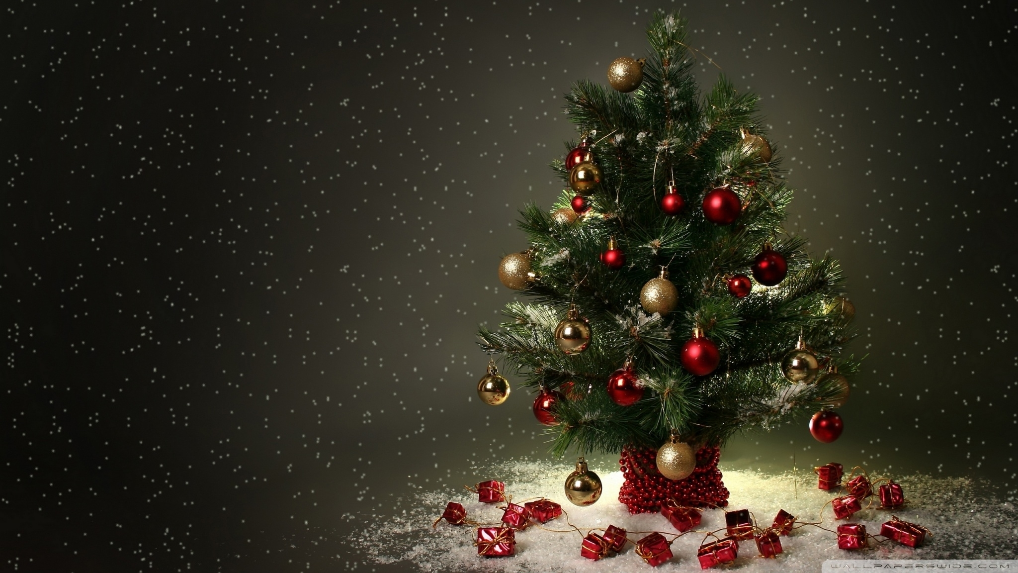 small christmas tree ❤ 4k hd desktop wallpaper for 4k ultra hd tv